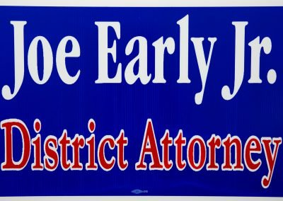 Union Election Printing (Yard Signs)