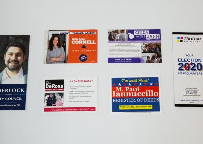 Union Election Printing (Postcards / Direct Mail)